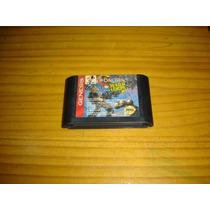 Sega Mega Drive Genesis Contra Hard Corps Original C02
