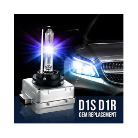Par De Focos D1s D1r D1c Xenon 12k Foco Oem Audi Vw Bmw Hid