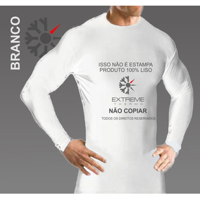 946d21b4b7 Camisa Térmica Segunda Pele Térmica Extreme Thermo Frio Mod · 8 cores. R  39