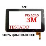 Tela Touch Vidro Tablet Cce Motion Tr71 T737 T735 Original