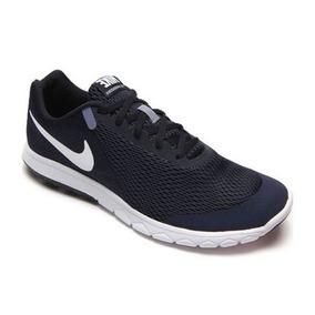cbd29edbe1 ... separation shoes 84292 f2fe7 Tênis Nike Flex Experience Rn 6 Azul  Marinho E Branco ...