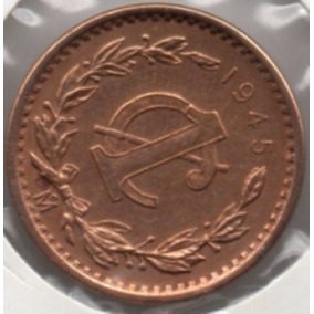 Moneda De Un Centavos 1945 C12