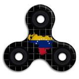Mapa De La Bandera De Venezuela Elegante Fidg + Envio Gratis
