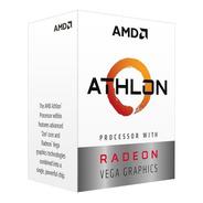 Processador Amd Athlon 3000g Yd3000c6fhbox De 2 Núcleos E 3.