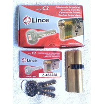 Cilindro Para Puertas Pentagono X 82mm 10 Dientes Desplazado