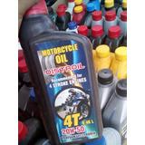 Aceite 4t 20w 50 Aceite Cuatro Tiempos Moto