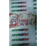 Kit Calcos Zanella Sol Top 70 Mod 96-97 Rosa En Paredesbiker
