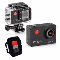 Camera De Ação Fullsport Atrio Tela 2.0 Dc184 - Multilaser
