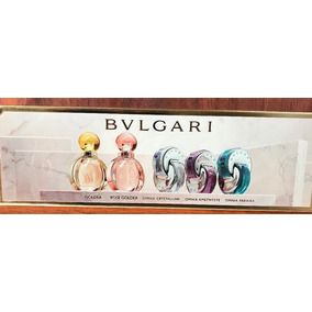 Miniaturas Bvlgari - The Women
