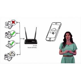 Router D-link N300 Mydlink Monitorea En Tiempo Real Tu Red