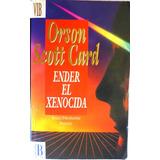 Ender El Xenocida Orson Sc Ott Card Libro Saga De Ender 3