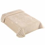 Cobertor Bebê Grosso - Anti Alérgico - Colibri Várias Cores