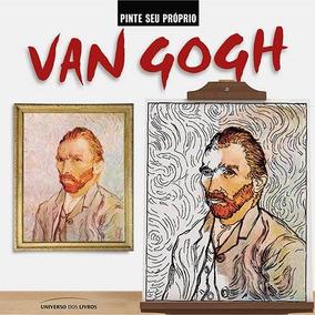 Livro De Colorir - Van Gogh