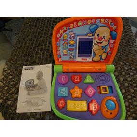 Laptop Fisher-price Pantalla Inteligente (idioma: Inglés)