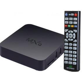 Tv Box Hd Mxq Mini Pc Android Smart Tv Kodi Quadcore Netflix
