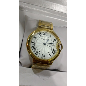Reloj Cartier Stainless Steel
