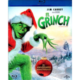 El Grinch The Grinch 15 Aniversario Pelicula Blu-ray