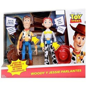 Toy Story Figuras Parlantes Surtido Packs De 2 Woody Y Jessi