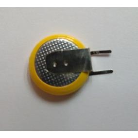 Pila Cr1220 Con Conector X 1 Unidad + Tubos Termocontraibles