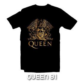 Playeras Queen Freddie Mercury -9 Modelos Disponibles!!!