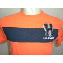 Camiseta Tommy Hilfiger 100% Original Legitima Medio