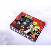 Anéis Da Akatsuki Naruto Shippuden Frete Gratis Importado