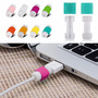 Oferta! Protector Cable Usb Celular Iphone Android