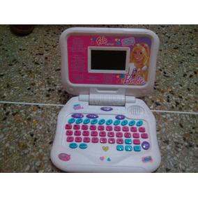 Computadora De Niña Barbie