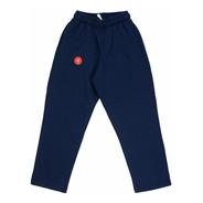 Pantalon Friza Azul Escolar Uniforme Colegial. Regalosdemama