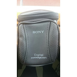 Bolsa Pra Câmera Digital Sony - Semi-profissional