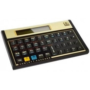 Calculadora Financeira Hp 12c Gold Portugues Original
