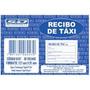 Recibo De Táxi Bloco De 50 Notas Papel Pronta Entrega
