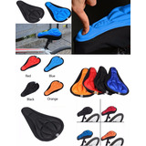 Capa Assento Para Bicicleta Com Proteção De Silicone-gel