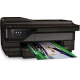 Impresora Hp 7612 Imprime Escanea Doble Carta 8 Cartuchos