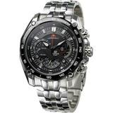 Reloj Cronometro Casio Edifice Ef-550d 1/20 Red Bull Vettel