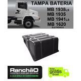 Tampa Bateria Caminhão Mb 1620 1935 1938ls 1941 Atron - 2bat