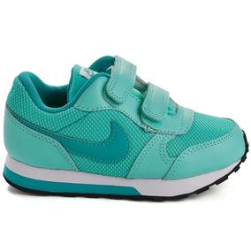 Tênis Infantil Nike Md Runner 2 Tdv - Verde