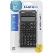 Calculadora Científica Casio Fx-82ms 240 Funções
