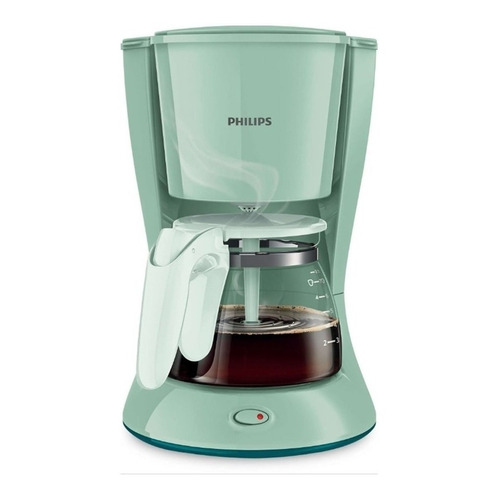 Cafetera Philips Daily Collection HD7431 verde desierto 220V