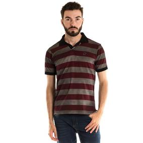 Kit Camisas Polo Listradas Manga Curta - Camisas Masculinas no ... 78f41640b4d43