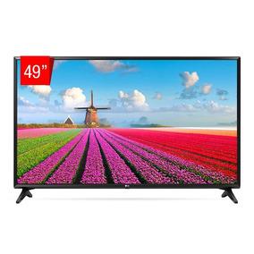 Tv Led Lg 49 Lj5500 Smart, Wifi, Usb, Hdmi, Conversor Integ