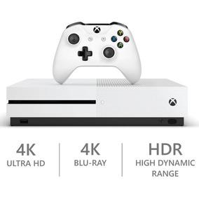 Video Game Microsoft Xbox One S 500gb Original