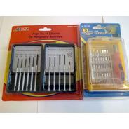 Jogo De Chaves Úteis Para Micro Manutenção 2 Kit C 41 Chaves
