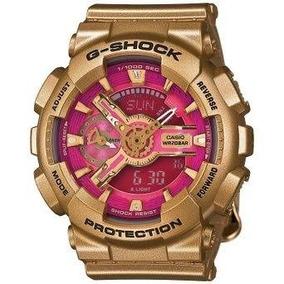 Casio reloj g shock de mujer