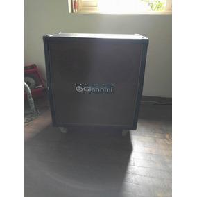 Gabinete 4x12 P/ Guitarra Ou Baixo (sem Os Falante)