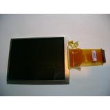 Sony Dsc-w120 Cambio Display En 1 Hora Repuesto Original