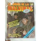 Revista Fasciculo Guerra De Malvinas Version Argentina Nº25