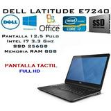 Ultrabook Portatil Dell E7240 I7 8gb Ram 256gb Tactil
