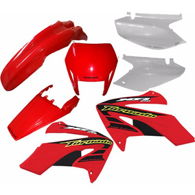 Kit Carenagem Adesivado Honda Xr 250 Tornado 2006 A 2008 7p