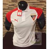 Camiseta Tipo Polo - Liga De Quito 2018